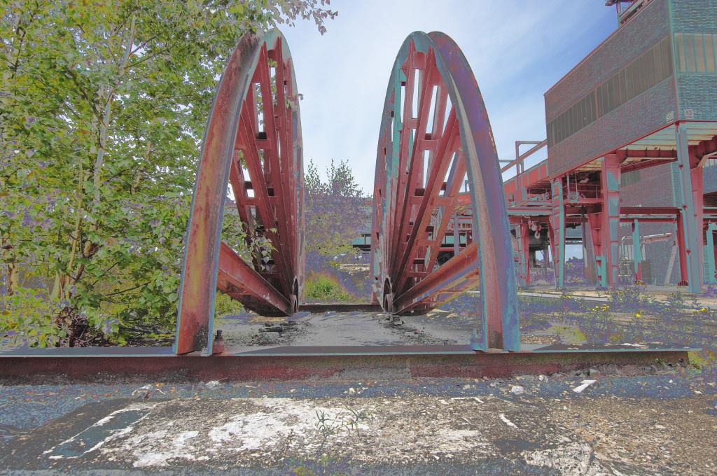 Zeche Zollverein 12