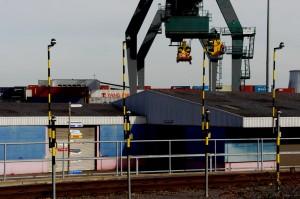 Niehler Hafen Köln