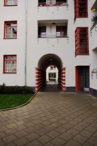 Köln Riehl Naumann Siedlung